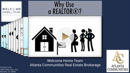 Why Use a REALTOR®?