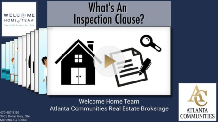 What is An Inspection Clause?