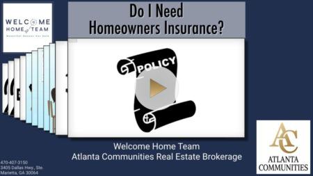 Do I Need Homeowners Insurance?
