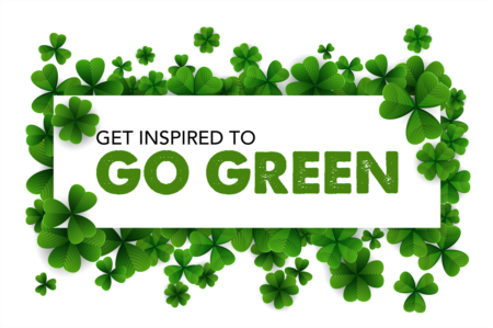 Go Green! 5 Tips For A Greener Home