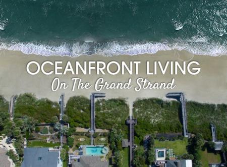 Explore The Oceanfront Homes Along Our Shoreline