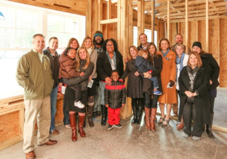 CRG Companies and Habitat For Humanity Host Blessing