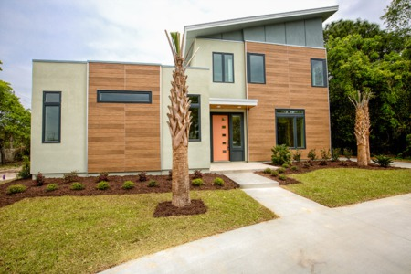 Eco-Friendly Custom Home Design
