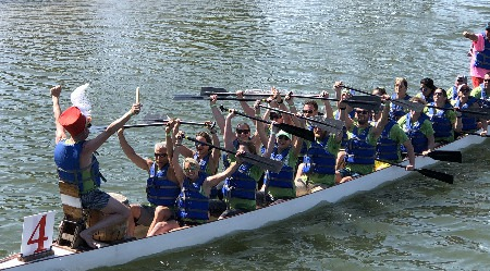 Ground Zero Dragon Boat Festival | Team CRG