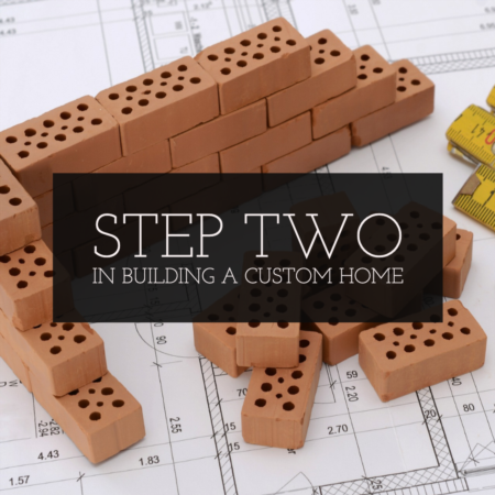 Step 2 In Building A Custom Home: Lot Selection