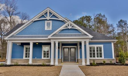 Custom Home Designed To Maximize Golf Course Views