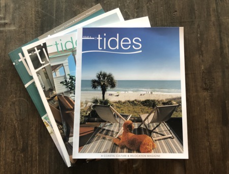 Latest Issue of TIDES Magazine Now Here!