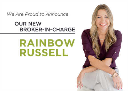 Announcing Our New Broker-In-Charge