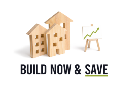 Can't Find A New Home? Build New!