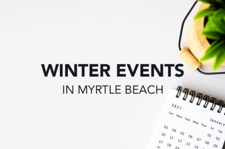 Winter Events in Myrtle Beach