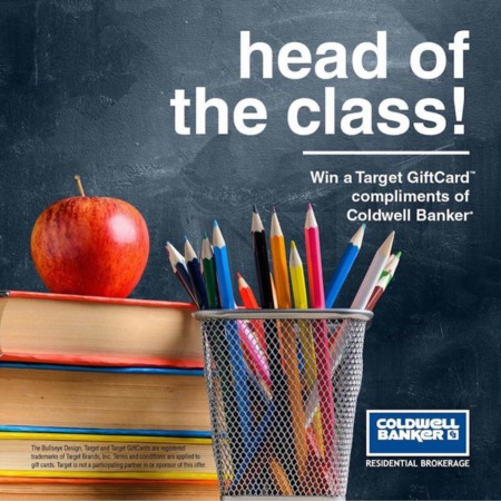 Target Gift Card Back-to-School Giveaway