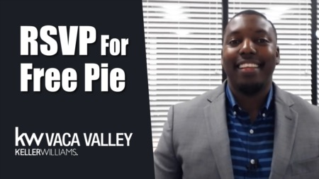 RSVP for a Free Pie