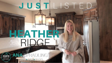 Just Listed In Heather Ridge