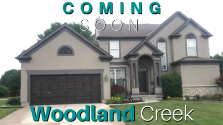 Just Listed In Woodland Creek