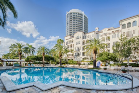 Priced To Sell In Mediterranean Village Unit B305