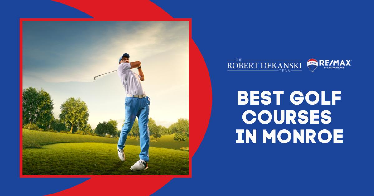 Best Golf Courses in Monroe