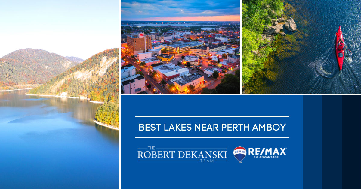 Best Lakes in Perth Amboy
