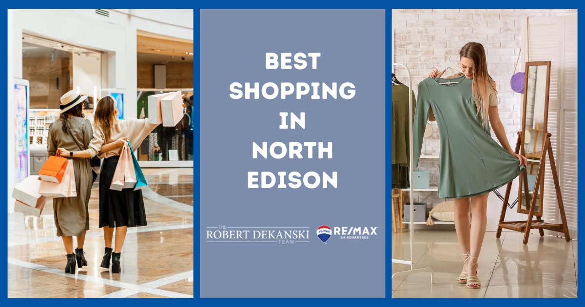 Best Shopping in North Edison