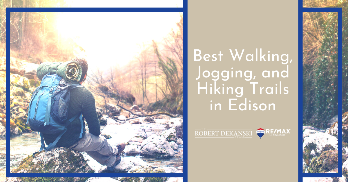 Best Walking and Jogging Trails in Edison