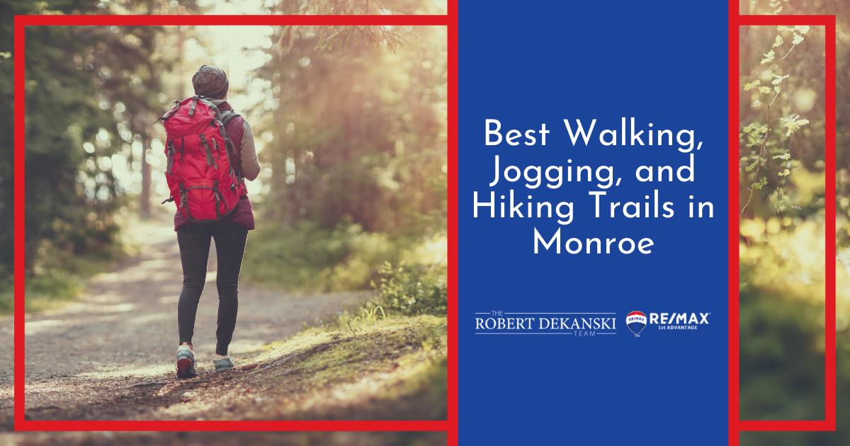 Best Monroe Walking and Jogging Trails