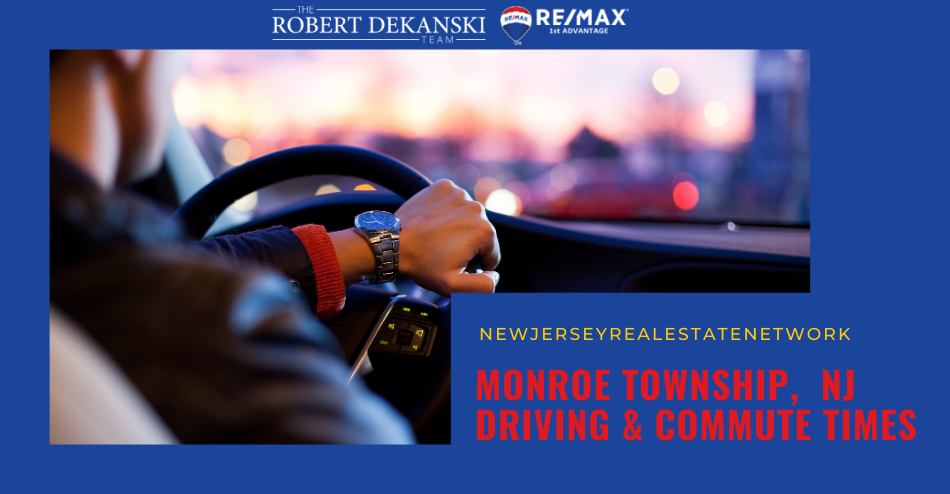 What to Know About Driving in Monroe Township