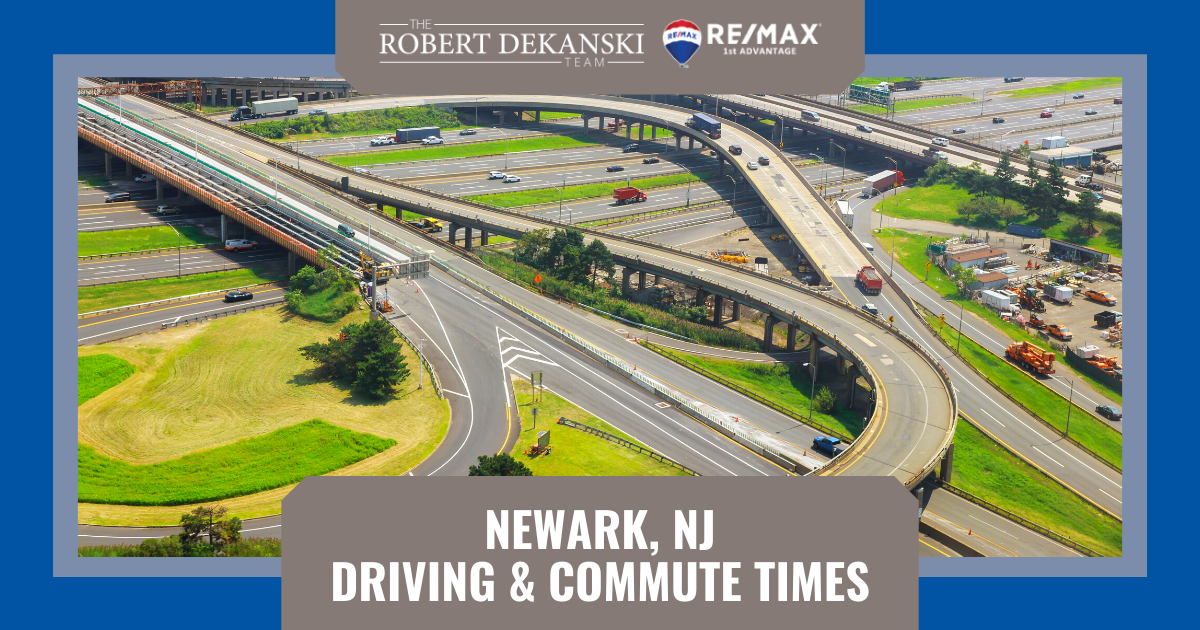 What to Know About Driving in Newark