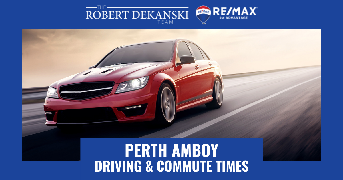 What to Know About Driving in Perth Amboy