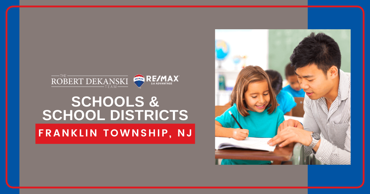 Schools and School Districts in Franklin Township