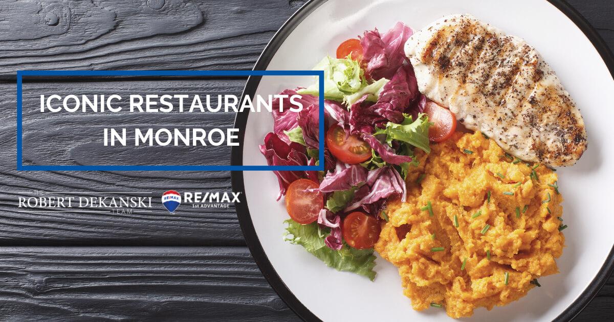 Best Restaurants in Monroe