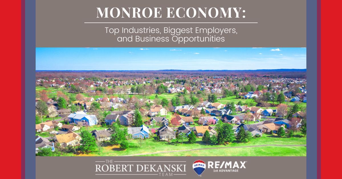 Monroe Economy Guide