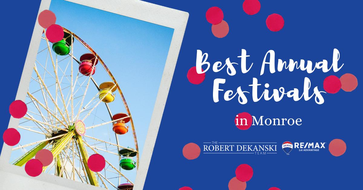 Annual Festivals in Monroe, NJ