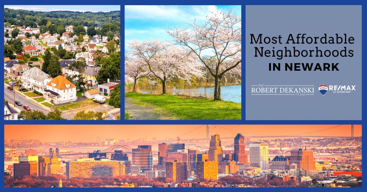 Newark Most Affordable Neighborhoods