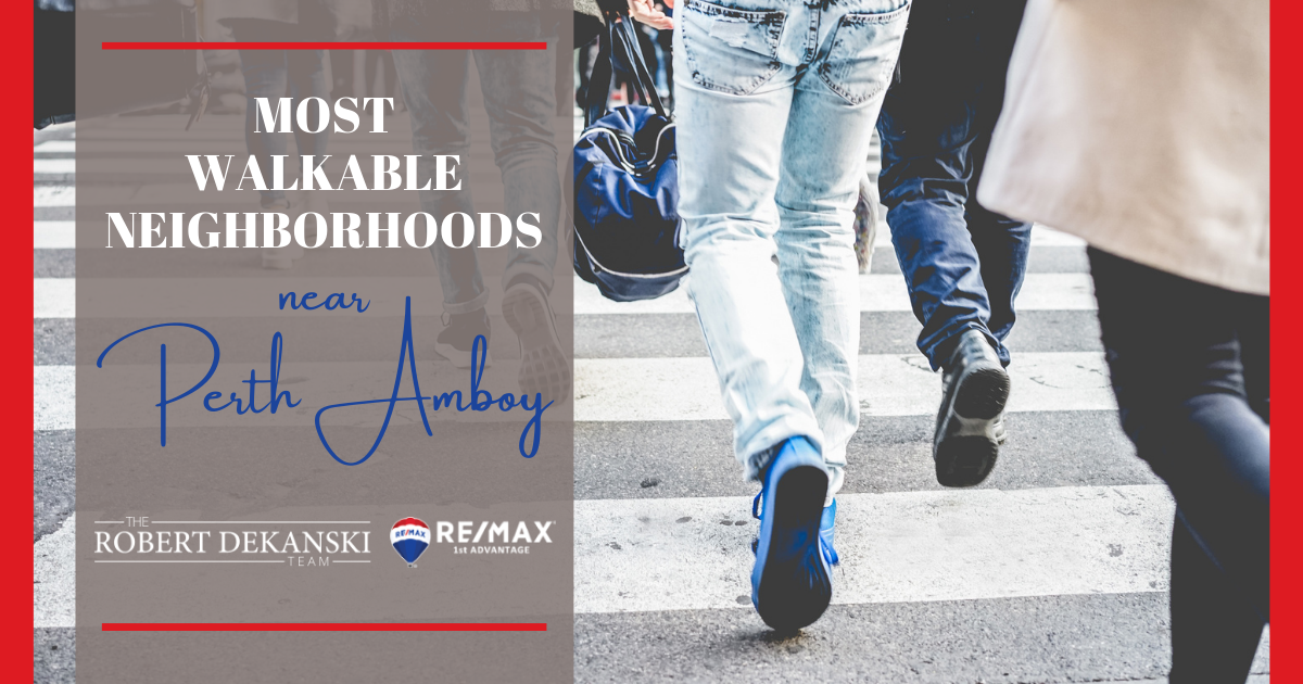 Perth Amboy Most Walkable Neighborhoods