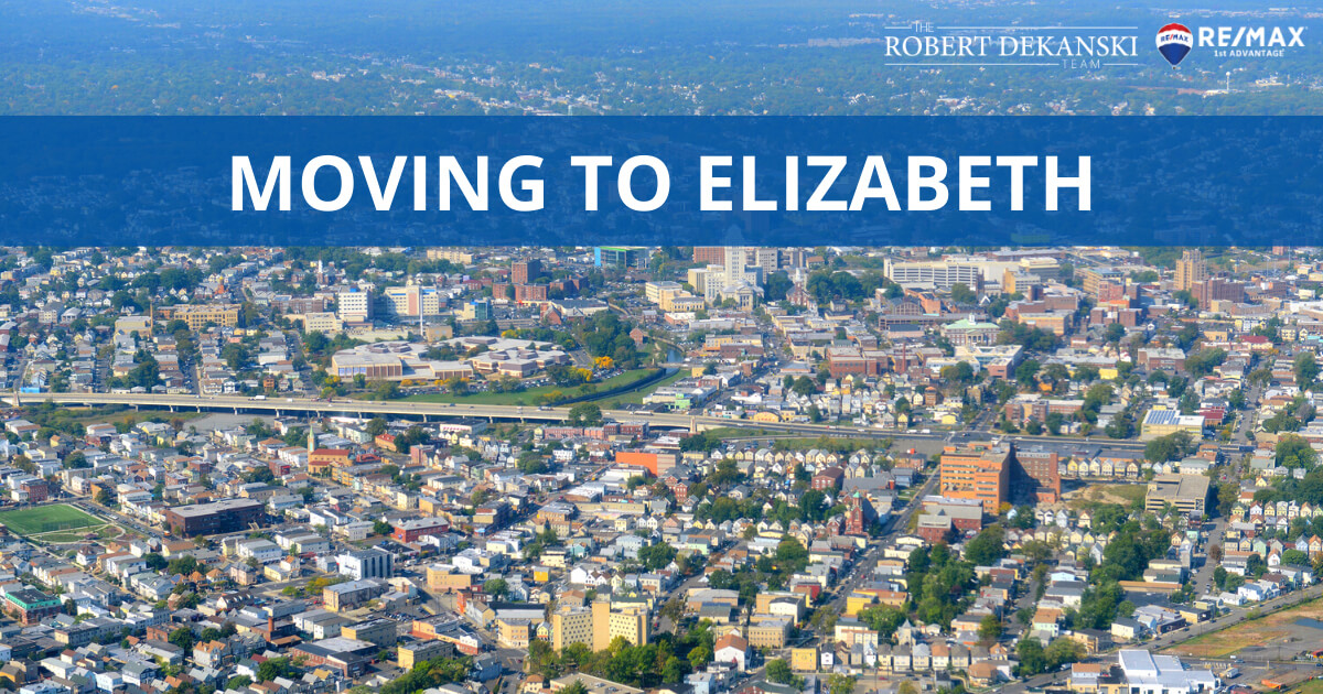 Moving to Elizabeth, NJ Living Guide