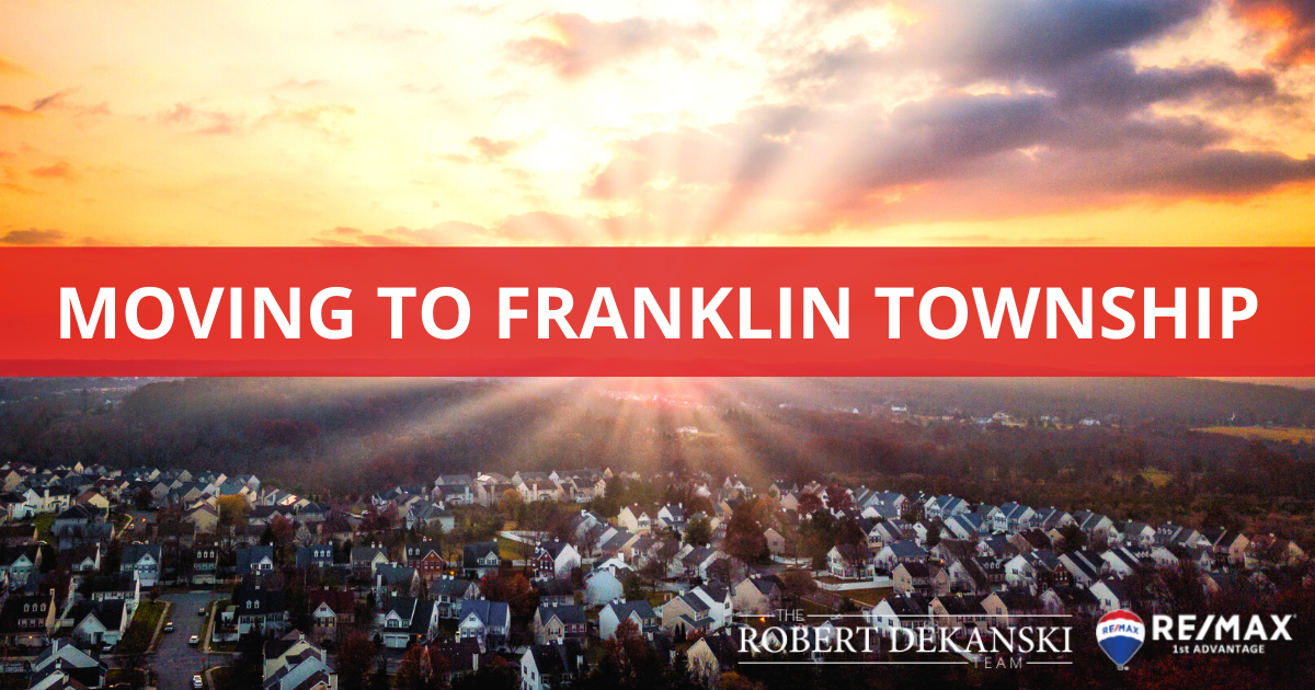 Moving to Franklin Township, NJ Living Guide