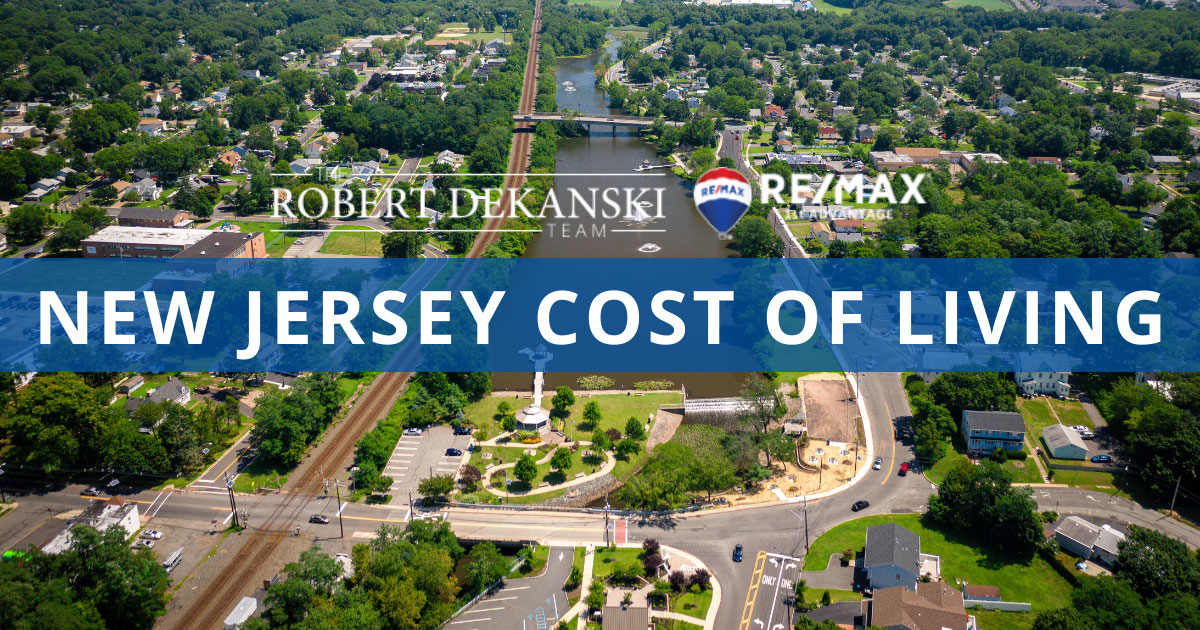 New Jersey Cost of Living Guide