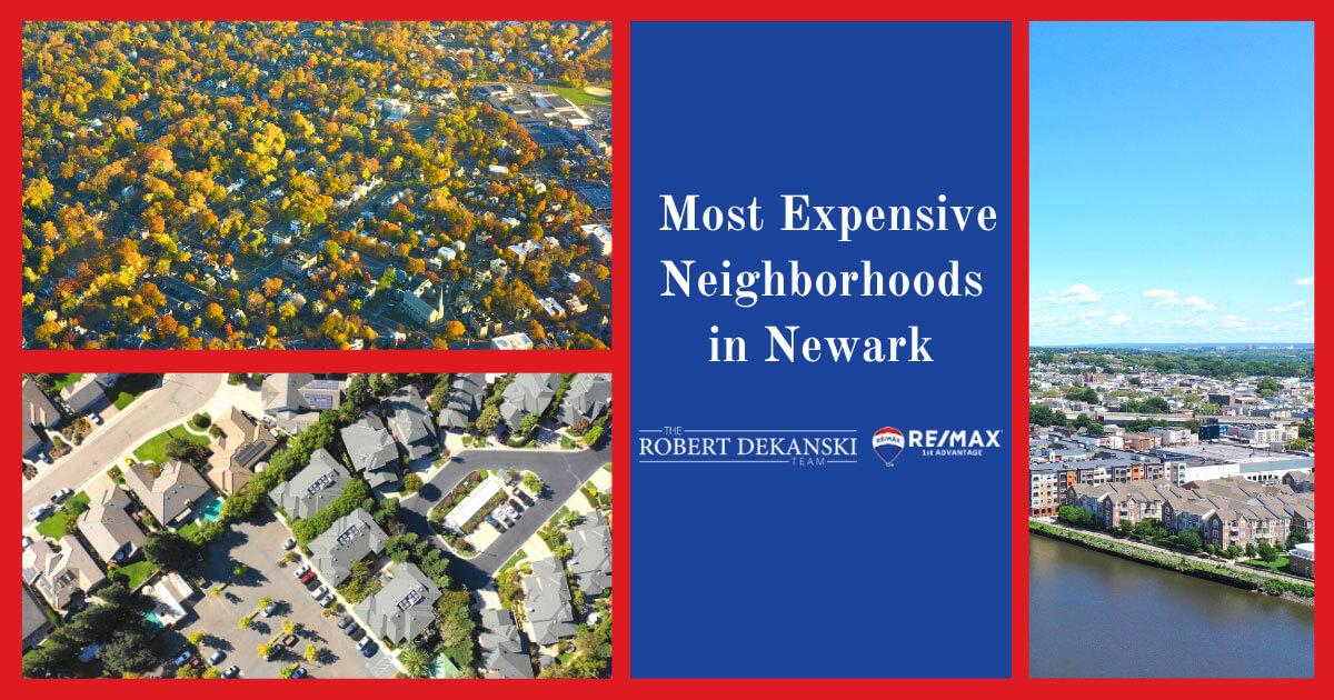 Newark Most Expensive Neighborhoods
