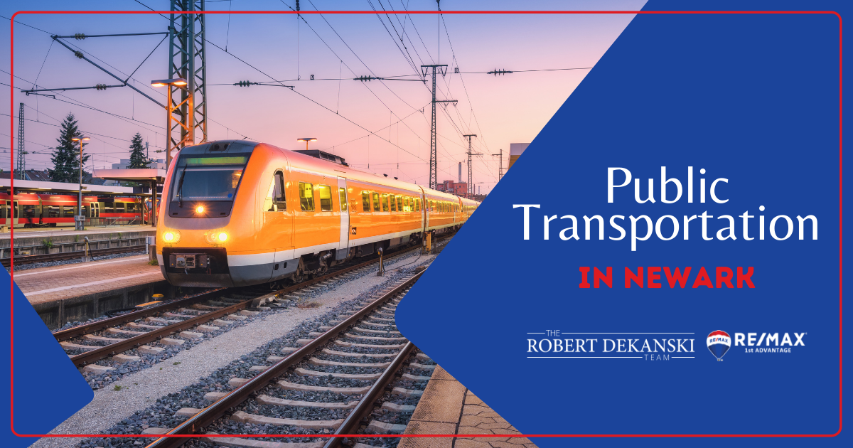 Public Transportation in Newark