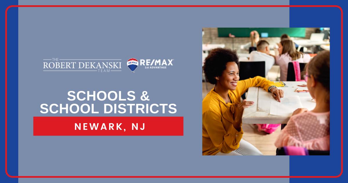 Schools and School Districts in Newark
