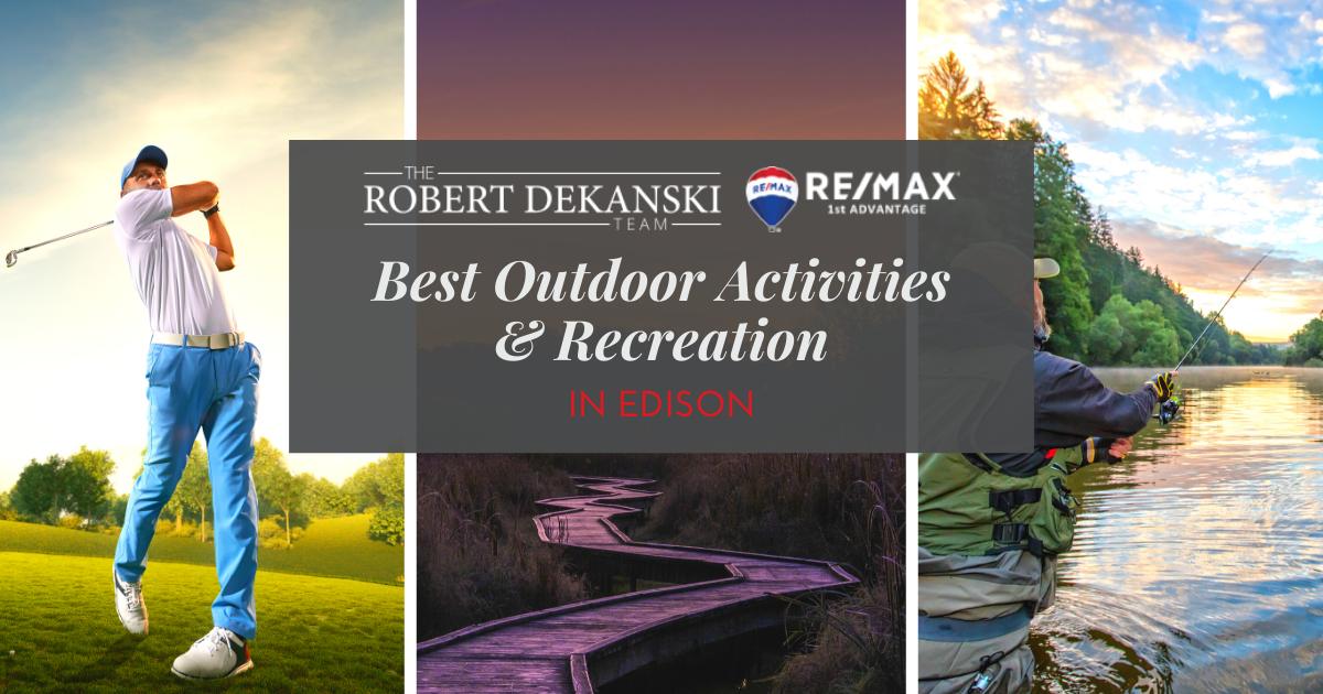 Best Outdoor Activities in Edison