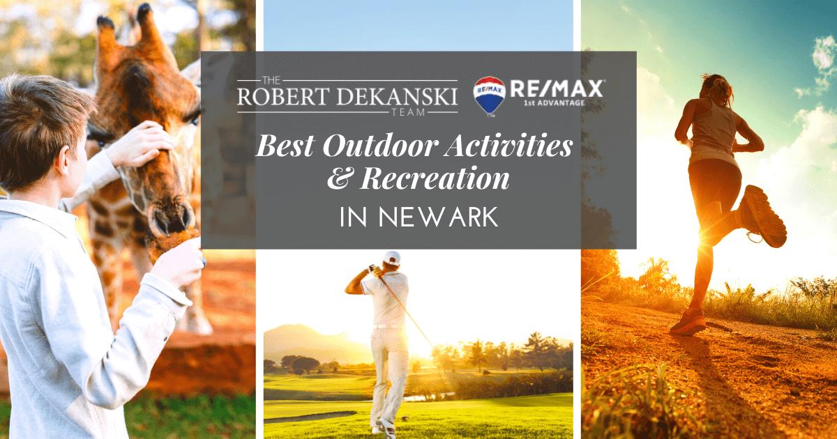 Best Outdoor Activities in Newark
