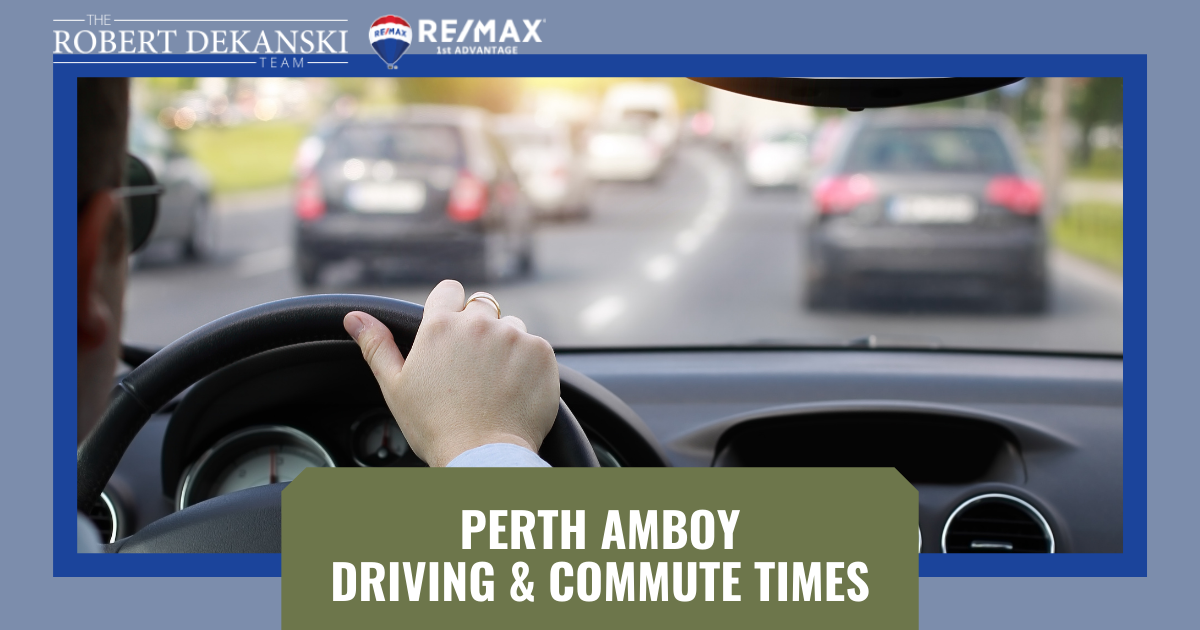 What to Know About Perth Amboy Downtown Driving Times
