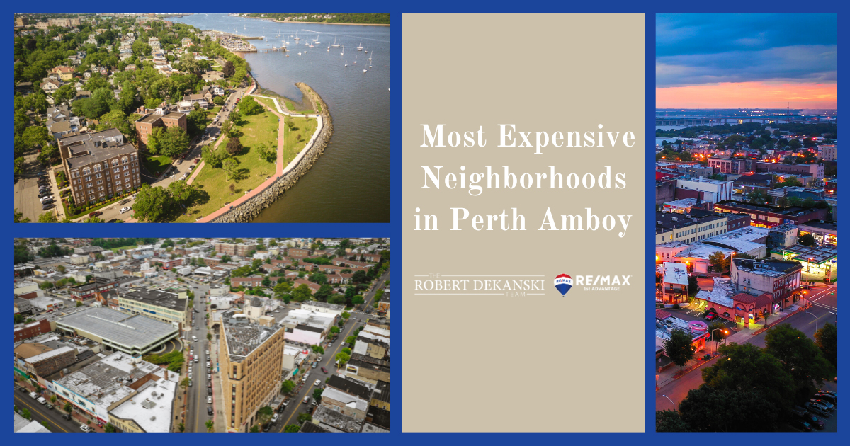 Perth Amboy Most Expensive Neighborhoods