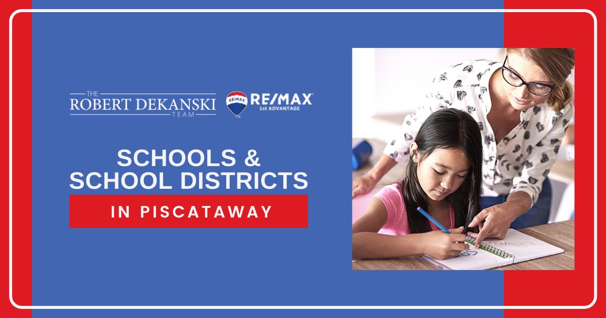 Schools and School Districts in Piscataway