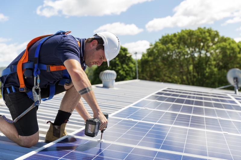 Home Solar Panel Research and Planning