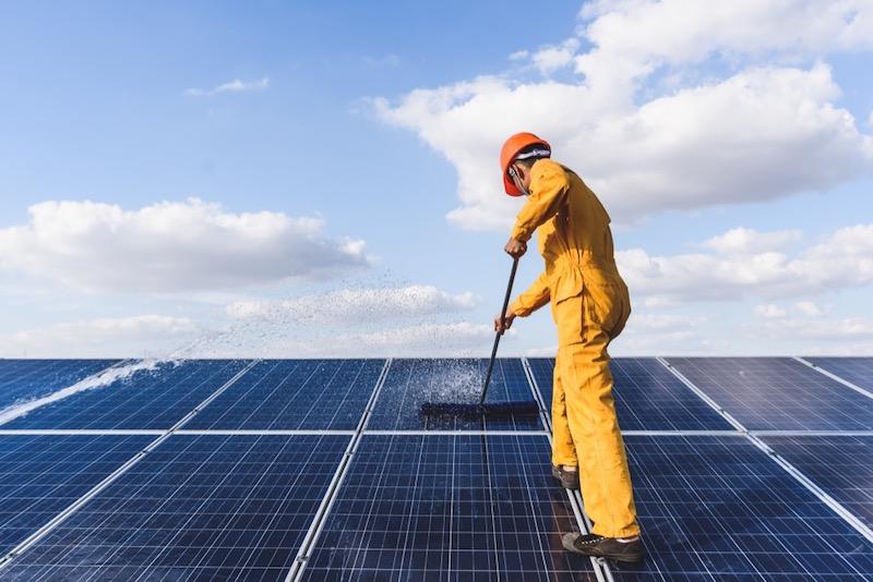 Taking Proper Care of Solar Panels