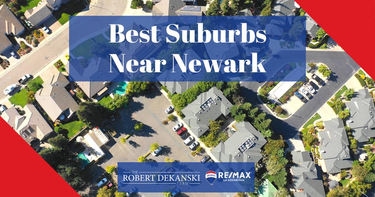 Best Suburbs Near Newark, NJ