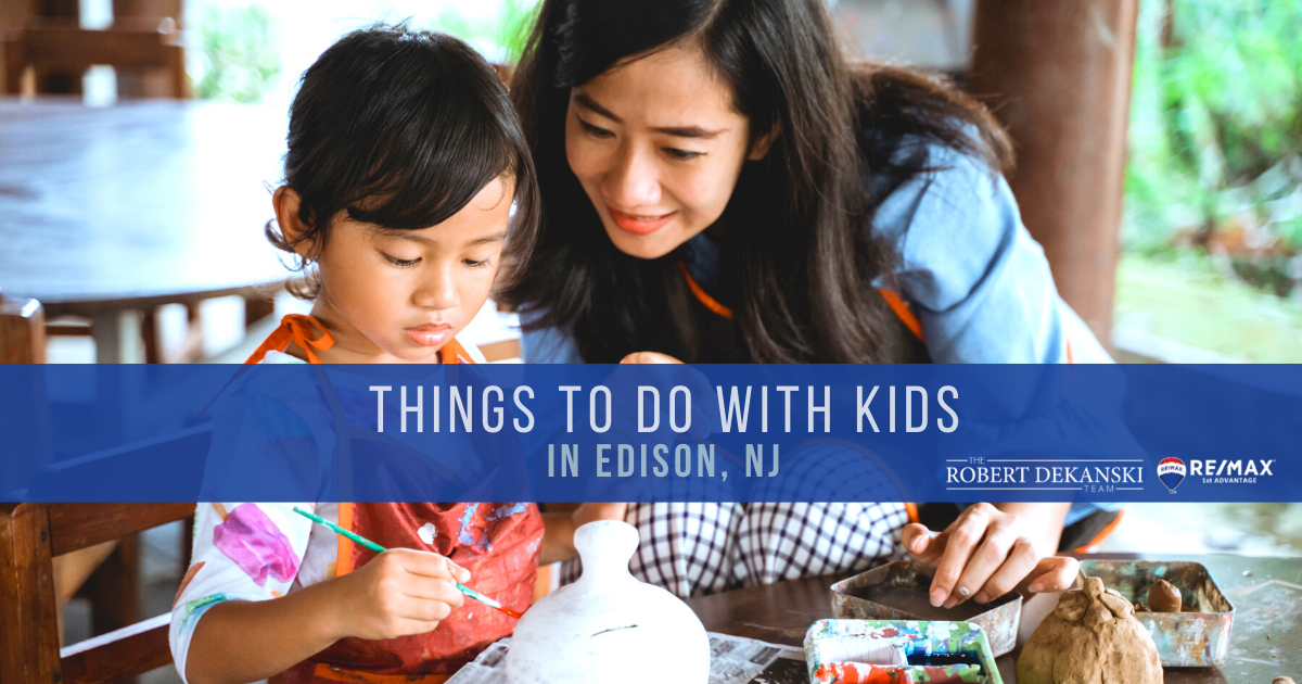 Things to Do With Kids in Edison