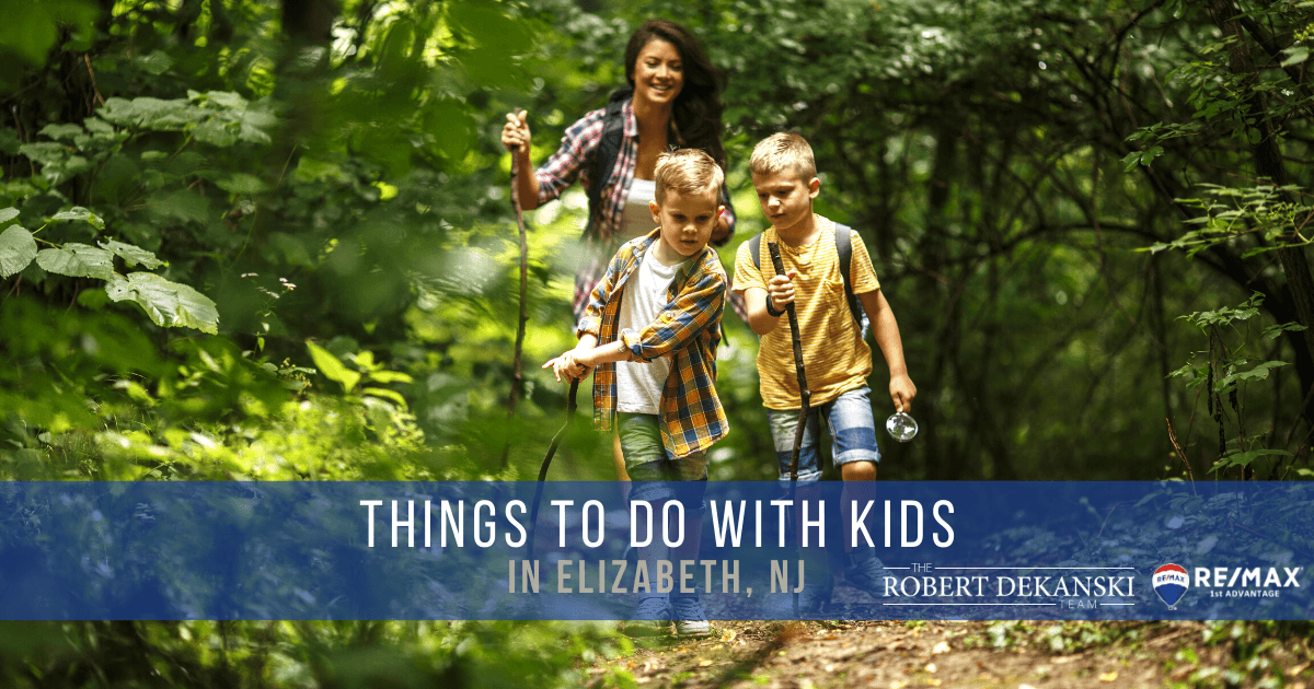 Things to Do With Kids in Elizabeth