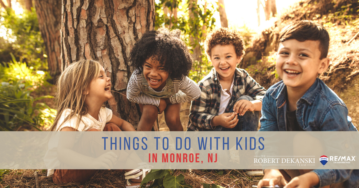 Things to Do With Kids in Monroe